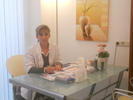 Gabriela Jacobi, Heilpraktikerin, Akupunktur